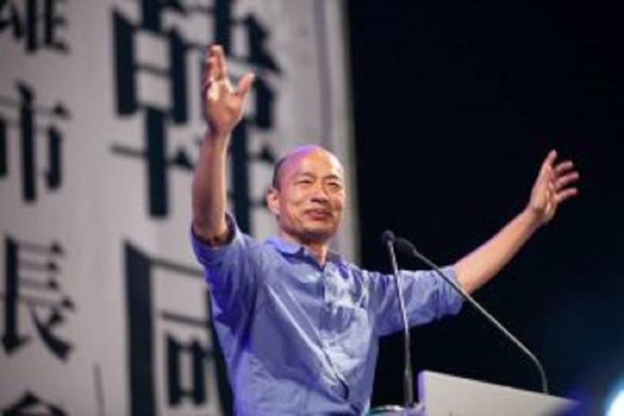 ▲選後身體微恙的韓國瑜,透過辦公室表示不出席兩岸企業家峰會了。(圖/ NOWnews 資料照片)