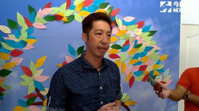 影/賴峰偉宣布澎副縣長由<b>許智富</b>出任 提拔青年上位獲好