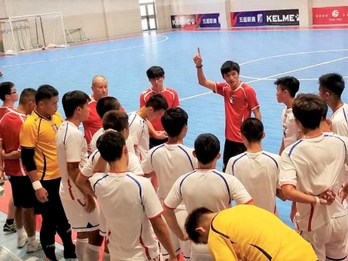足球/<b>張仟縈</b>接任國家總教練 首要考驗亞錦賽克服怯場