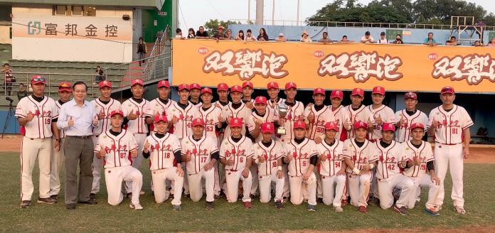 成軍3年得亞軍 南華大學棒球創佳績