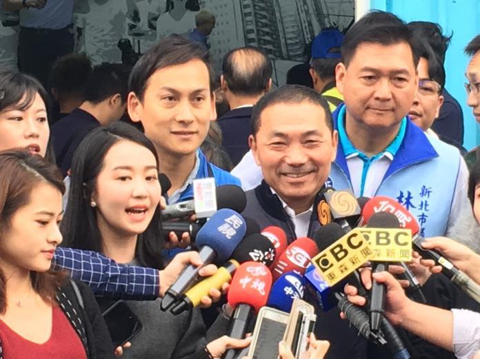 與蔡英文熱線 侯友宜籲:大家要有為台灣做事的共識
