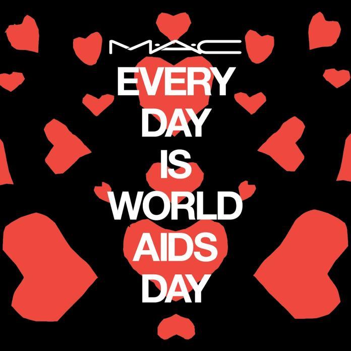 ▲專業彩妝權威M·A·C邀您一同響應12月1日世界愛滋日。(圖/資料照片)
