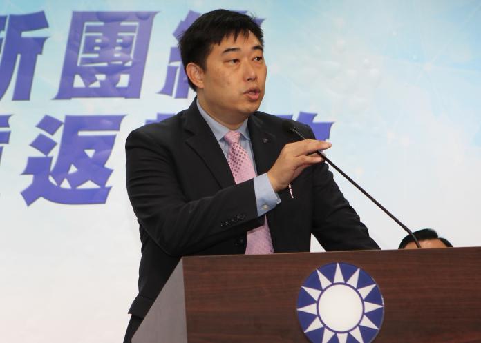 律師團律師葉慶元。(圖/記者葉滕騏攝,2018.11.28)