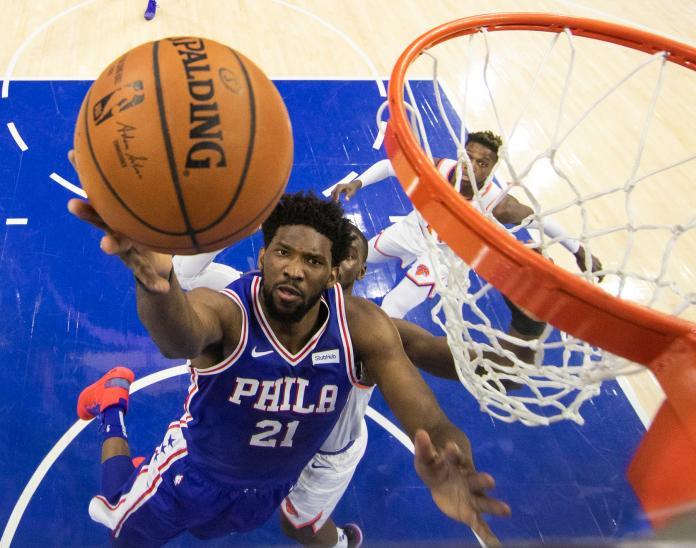 NBA/恩比德表現太殺 新鷹王狂讚:聯盟最強的大傢伙