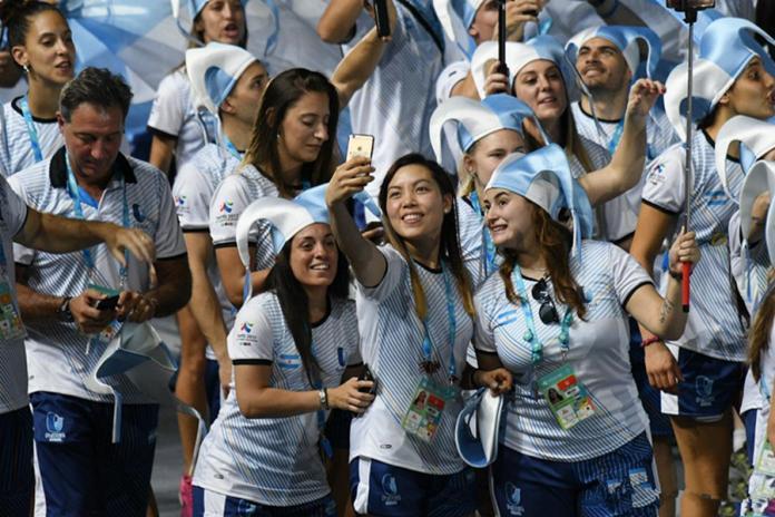 ▲阿根廷人充滿熱情,也與台灣保持友好關係。(圖/葉政勳攝)