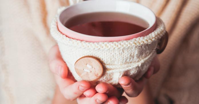 ▲許多內行的網友都推薦喝薑湯、可可,可以促進血液循環。(圖/翻攝自《ingimage》)
