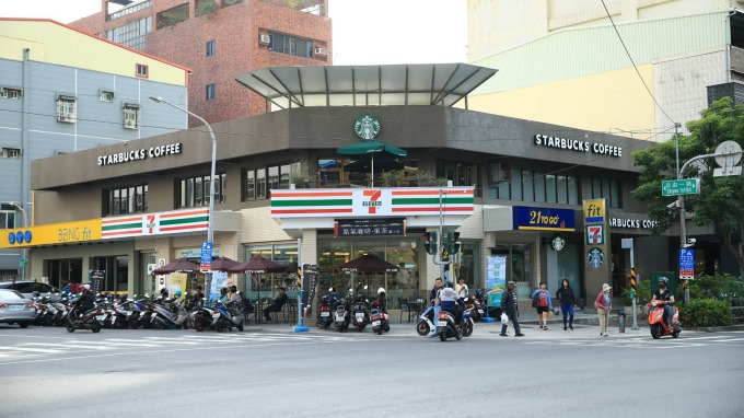 ▲ 7-ELEVEN全台最大店。(圖:統一超提供)