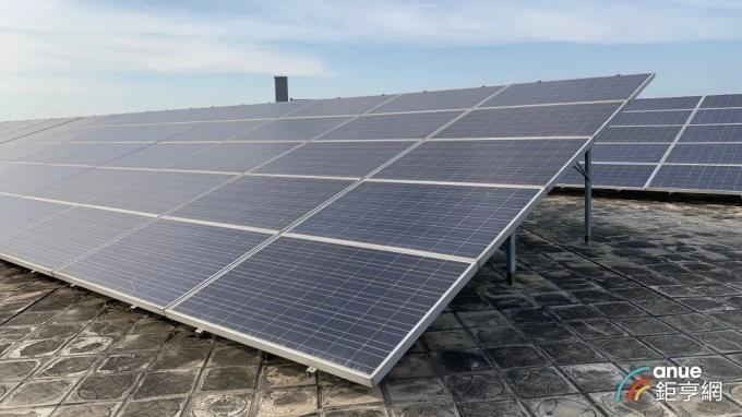 ▲ 多晶太陽能板。(鉅亨網資料照)