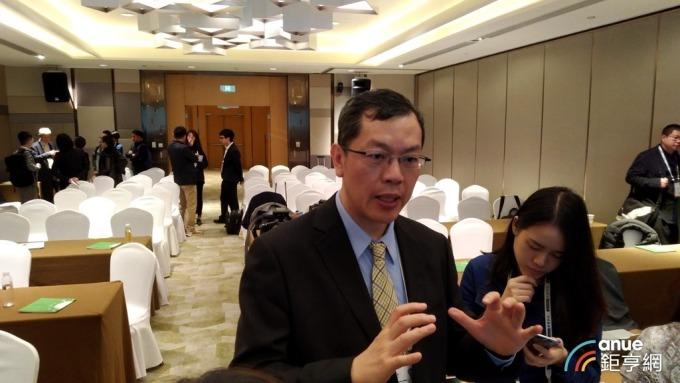 ▲ 研華總經理陳清熙。(鉅亨網資料照)