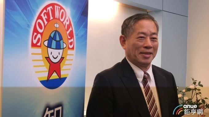 ▲ 智冠董事長王俊博。(鉅亨網資料照)