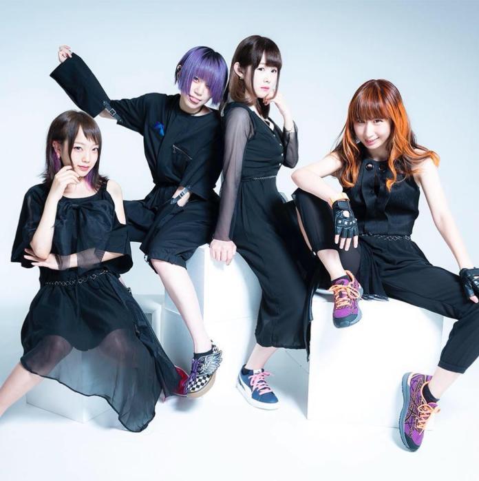 ▲日本女團Broken By The Scream將會參與台中場的跨年音樂祭。(圖/翻攝臉書)