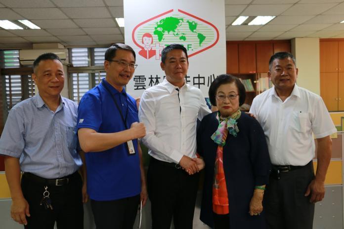 黃凱捐出選舉補助款18萬3