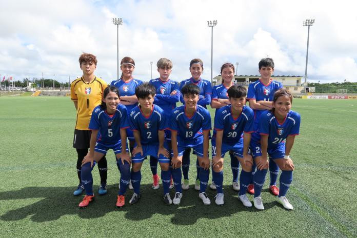 足球/東亞盃首戰告捷 中華女足2:0勝香港