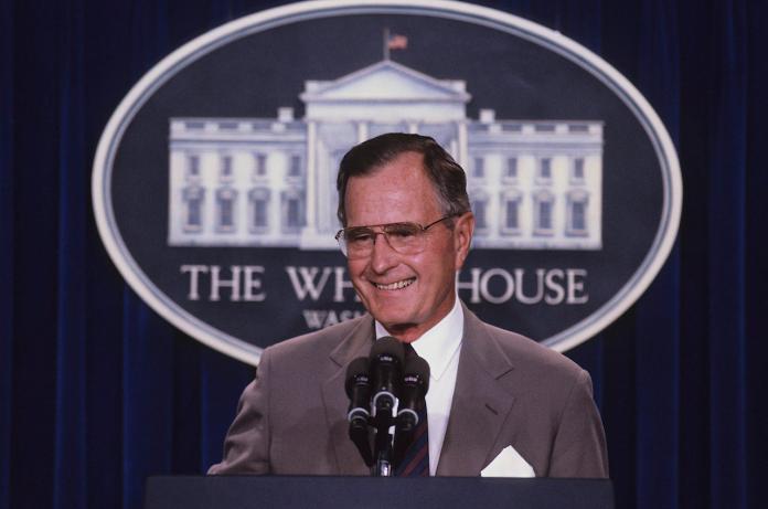 George H.W. Bush Has Passed Away