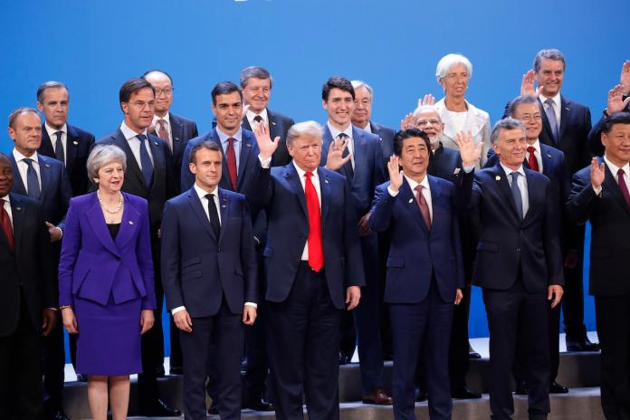 Trump Argentina G20 Summit