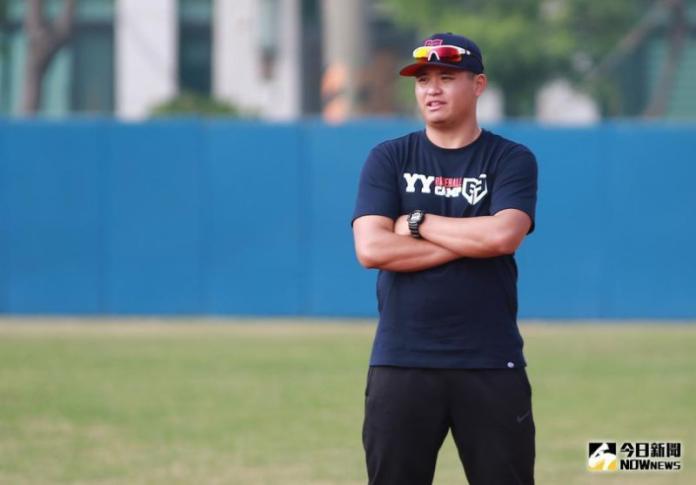 ▲旅美球星胡智為,也在迷你棒球訓練營中,大方分享MLB的學習心得給所有學員。 (圖 / NOWnews資料畫面)