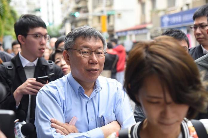 高雄負債3千億「大爛攤」 柯文哲:韓國瑜別高興得太早