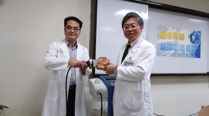 媽祖醫院泌尿科主任陳階曉 談慢性骨盆疼痛症候群