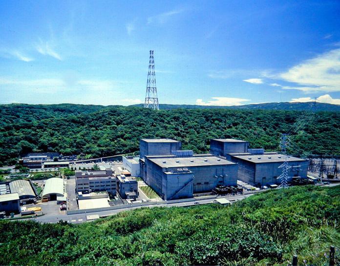 ▲非核家園,台電:7/27前遞核三廠除役計畫。圖為核一廠。(圖/台電提供)