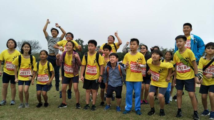 中市國小普及化路跑登場 4300名師生熱力開跑