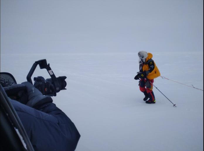 南極長征隊/TAIPEI前進南極點任務控制中心進度回報-1