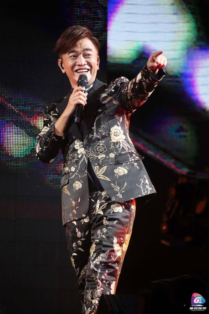 ▲吳宗憲將於明年5月在高雄巨蛋開唱。(圖/華貴娛樂提供)