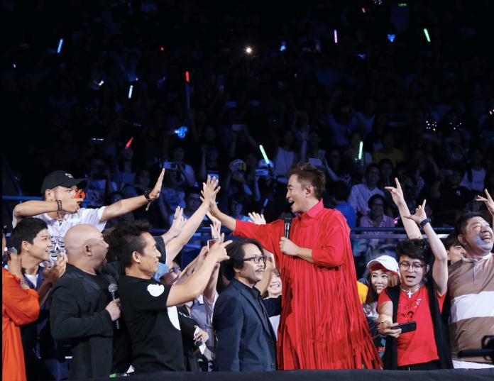 吳宗憲明年5月高雄開唱 有意邀韓國瑜光臨演唱會