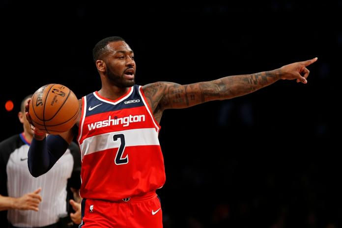 Wizards Nets Basketball