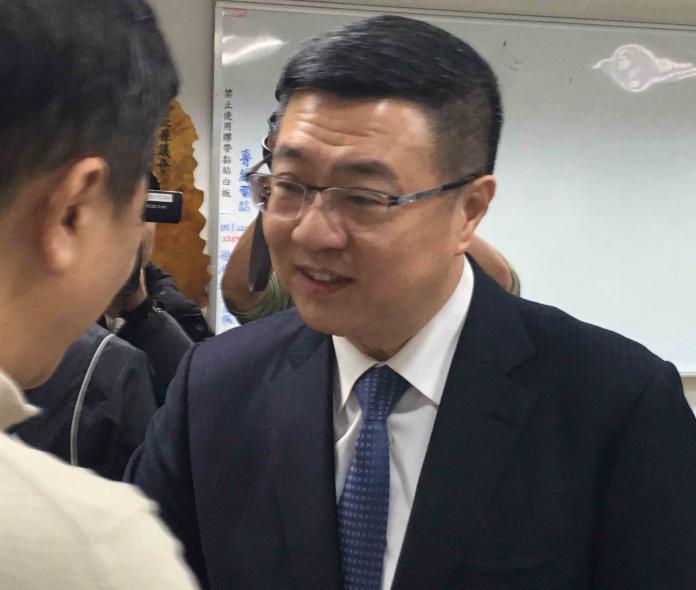 遭貼「保皇黨」標籤 卓榮泰:黨的改革是不留情份無上限