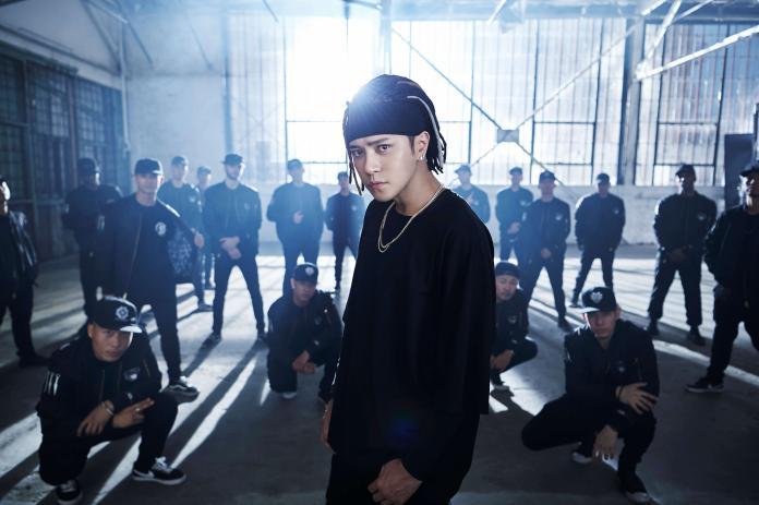▲羅志祥赴洛杉磯拍攝單曲MV。(圖/EMI提供)