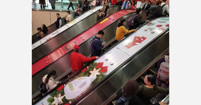 搭<b>電扶梯</b>要靠右邊站? 英國地鐵「禁止行走」實驗打臉