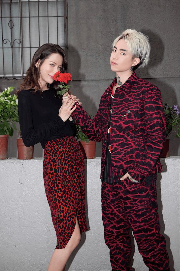 ▲謝和弦的新專輯歌曲〈我不是白馬王子〉找來愛妻擔任MV女主角。(圖/華納音樂提供)