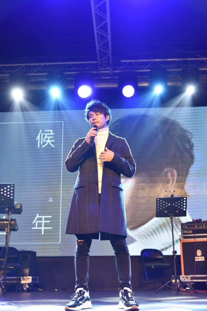 ▲孫協志舉辦個人音樂會。(圖/量能文創提供)