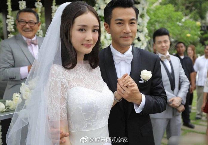 楊冪、劉愷威離婚無效!律師曝少了這4字
