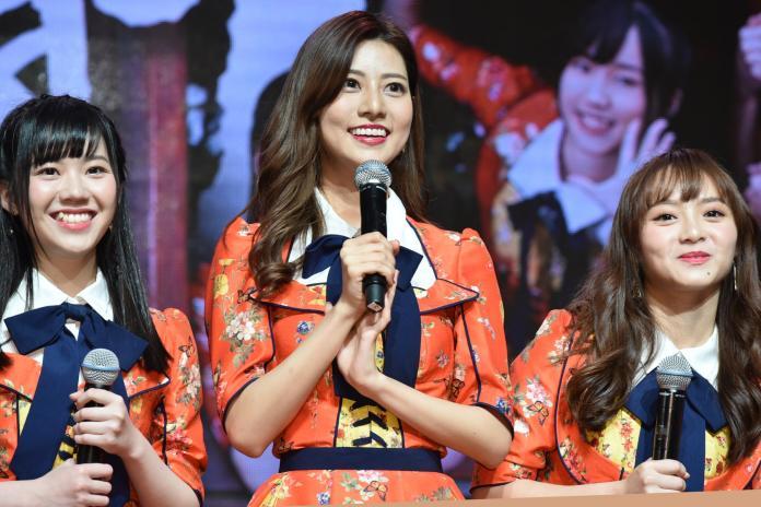 AKB粉絲喜歡台灣成員表現S一面 求她「踢我!」