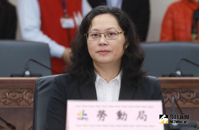 ▲台北市勞動局局長賴香伶。(圖/記者葉政勳攝 , 2018.12.25)