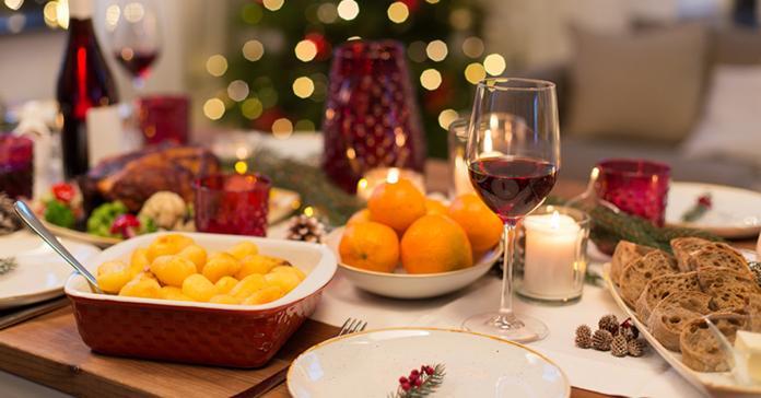 減肥不是明天的事 吃聖誕大餐前先清楚吃進多少卡路里