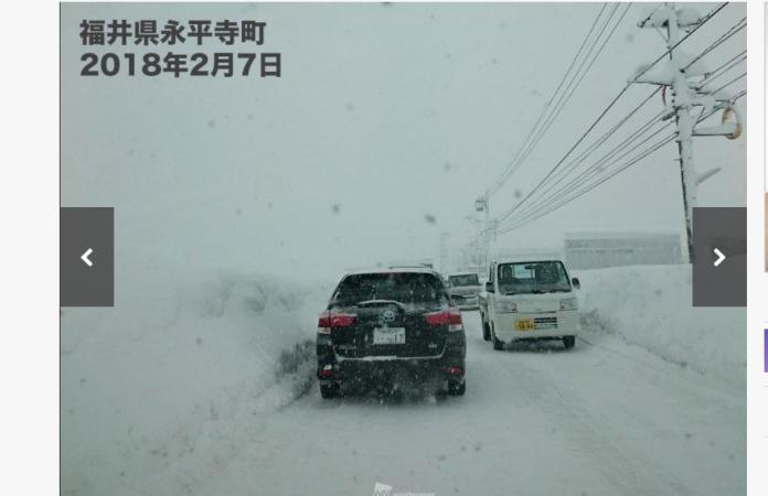 赴日旅遊要注意!「冬將軍」來襲 全日本將籠罩<b>大雪</b>之中