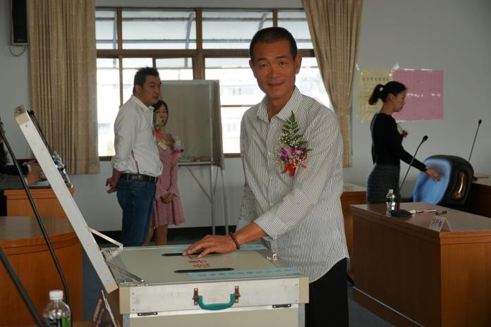 雲林鄉鎮市民代表宣示就職2