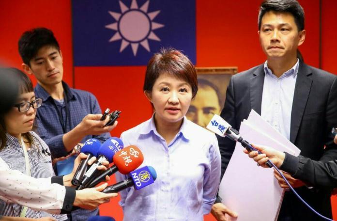盧秀燕宣布競選承諾 市民免費參觀台中花博