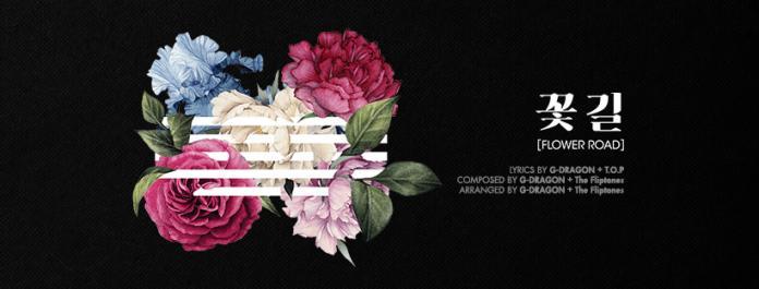 <br> ▲〈花路〉是BIGBANG送給粉絲的禮物。(圖/BIGBANG臉書)