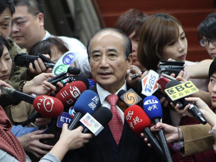 國民黨徵召韓國瑜選總統?王金平直言「假議題」