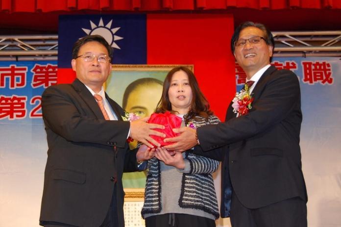 影/彰化市公所舉行第18屆市長就職典禮