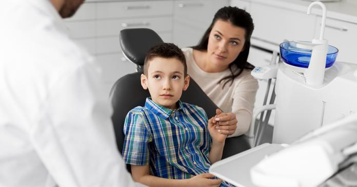 小孩怕痛延誤治療 不拔牙矯正免受拔牙苦