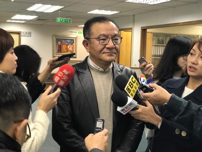 接任正國會智庫執行長 高志鵬操盤2022