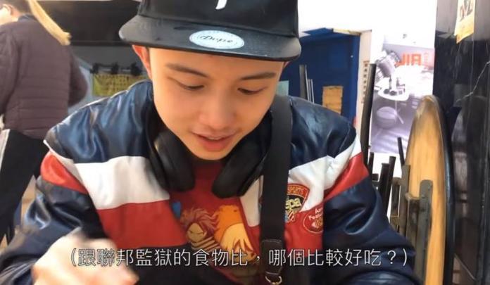 影/孫安佐改當YouTuber 談「監獄食物」秀「科學實驗」