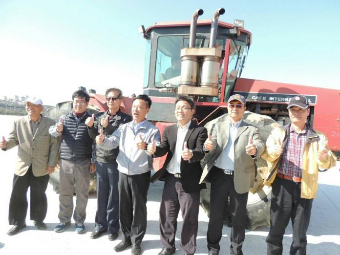 <b>全國首創</b> 嘉義縣在農耕機具加裝濾煙器淨化空氣