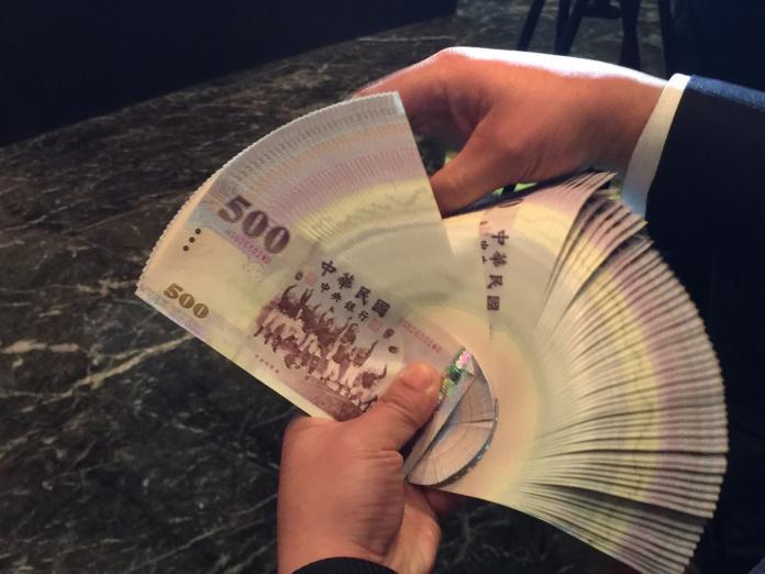 ▲新台幣兌美元。(圖/NOWnews資料照)