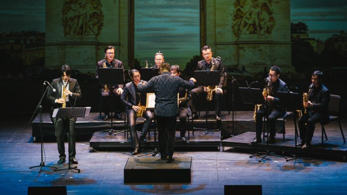 法式饗宴慈善音樂會    引領觀眾聽音樂漫遊巴黎