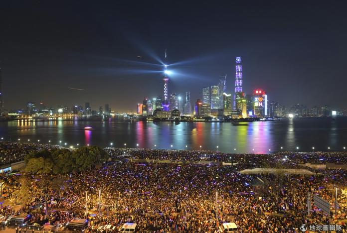上海跨年2